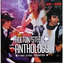 Holton/Steel- Anthology (2 X CD + DVD)