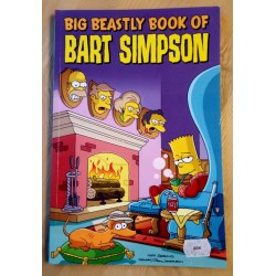 Big Beastly Book of Bart Simpson (Titan Books)