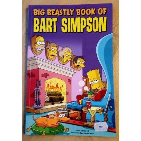 Big Beastly Book of Bart Simpson (Titan Books)