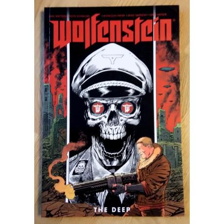 Wolfenstein Volume 1 - The Deep (Titan Comics)