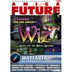 Amiga Future: January/February 2021 - Nr. 148