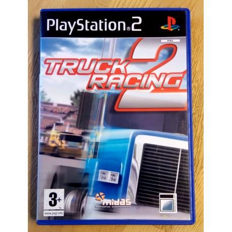 Truck Racing 2 (Midas Interactive Entertainment) - Playstation 2