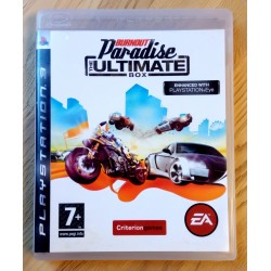 Burnout Paradise - The Ultimate Box (EA Games) - Playstation 3