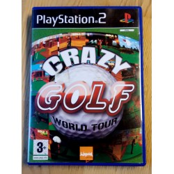 Crazy Golf World Tour (Liquid Games) - Playstation 2