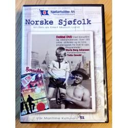 Norske Sjøfolk - Dobbel-DVD - Med bonusfilm - DVD
