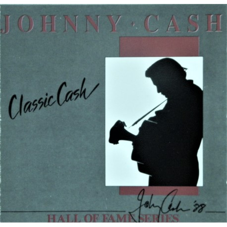 Johnny Cash- Classic Cash (CD)