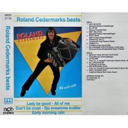 Roland Cedermark- Beste