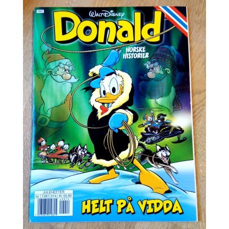 Donald - Norske historier - Helt på vidda