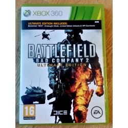 Xbox 360: Battlefield Bad Company 2 - Ultimate Edition (Dice / EA)