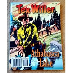 Tex Willer - Nr. 478 - Athabasca Lake