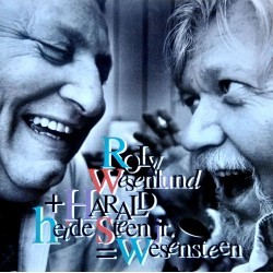 Rolv Wesenlund - Harald Heide Steen Jr. - Wesensteen - 2 x CD