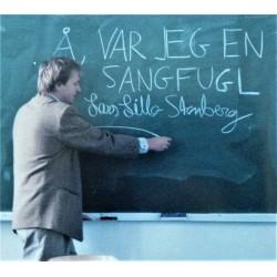 Lars Lillo Stenberg- Å, var jeg en sangfugl (CD)