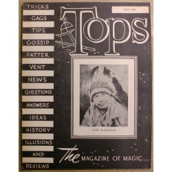 Tops: The Magazine of Magic: 1948 - July