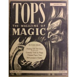 Tops: The Magazine of Magic: 1949 - January