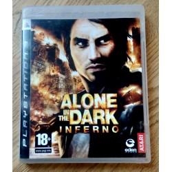Playstation 3: Alone in the Dark - Inferno (Atari)