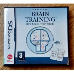 Nintendo DS: Dr Kawashima's Brain Training - How Old Is Your Brain