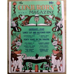 The Conjurors' Magazine: 1949 - January