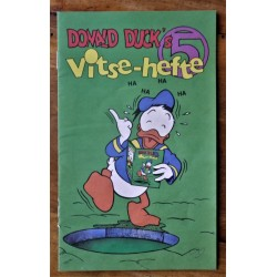 Donald Duck's vitse-hefte nr. 5