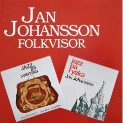 Jan Johansson- Folkvisor (CD)