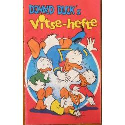 Donald Duck's vitse- hefte nr. 1