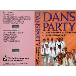 Dansparty- Blandade artister