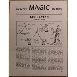 Hugard's Magic Monthly: 1949 - February