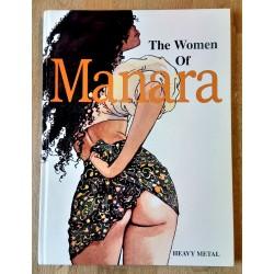 The Women of Manara - Heavy Metal
