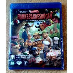 Dyrene i Hakkebakkeskogen av Thorbjørn Egner - Blu-ray