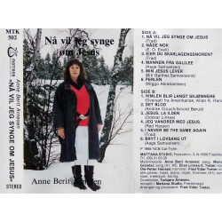 Anne Berit- Nå vil jeg synge om Jesus