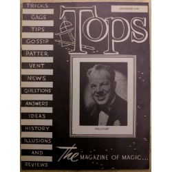 Tops: The Magazine of Magic: 1948 - December