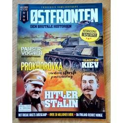 Bokserien Krigshistorie - Østfronten - Eksklusiv samlerutgave