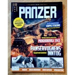 Bokserien Krigshistorie - Panzer - Eksklusiv samlerutgave