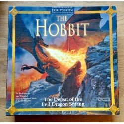 The Hobbit - The Defeat of the Evil Dragon Smaug - Brettspill