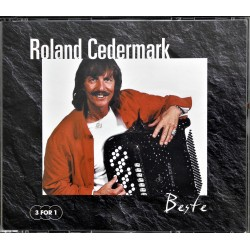 Roland Cedermark- Beste (3 X CD)
