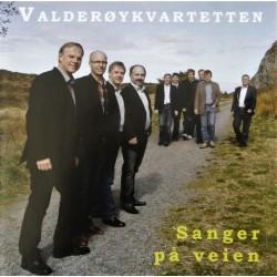 Valderøykvartetten- Sanger på veien (CD)