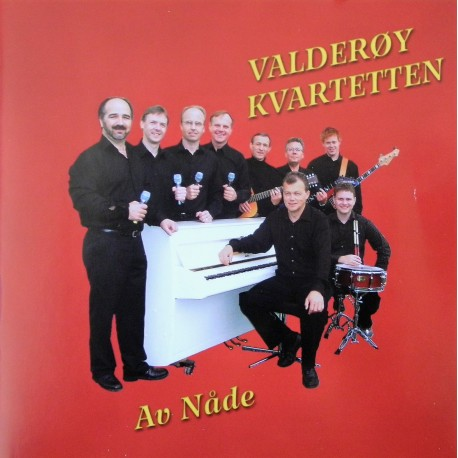 Valderøykvartetten- Av Nåde (CD)