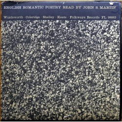 English Romantic Poetry (LP- Vinyl)