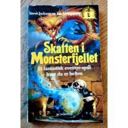 Skatten i Monsterfjellet - Warlock of Firetop Mountain