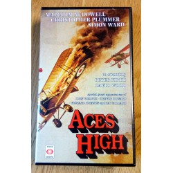 Aces High - VHS