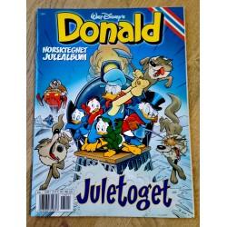 Donald - Norsktegnet julealbum - Juletoget