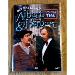 Det bästa med Herbert & Albert - Volym Tre - DVD