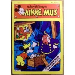 Mikke Mus: 1981 - Nr. 8