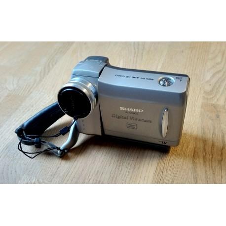 Sharp VL-MC500 - Videkamera - Mini DV og digital