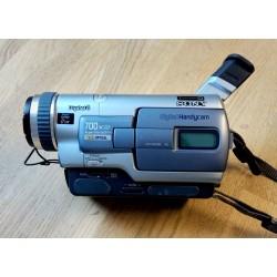 Sony Handycam DCR-TRV230E - Videokamera - Digital8 og digital