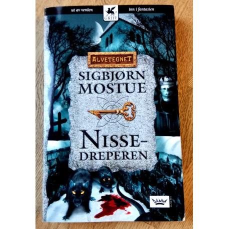 Alvetegnet - Nr. 2 - Nissedreperen - Sigbjørn Mostue
