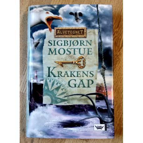 Alvetegnet - Nr. 3 - Krakens gap - Sigbjørn Mostue
