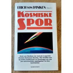 Kosmiske spor - Nye pre-astronautiske oppdagelser fra fem kontinenter - Erich von Däniken