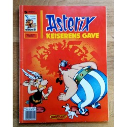 Asterix - Nr. 21 - Keiserens gave (6. opplag)