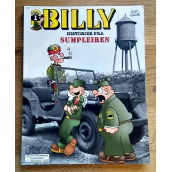 Billy - Historier fra Sumpleiren - Nr. 1