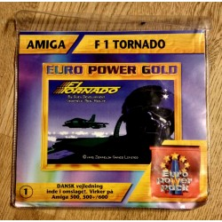 Euro Power Pack - Vol. 1 - F1 Tornado - Amiga